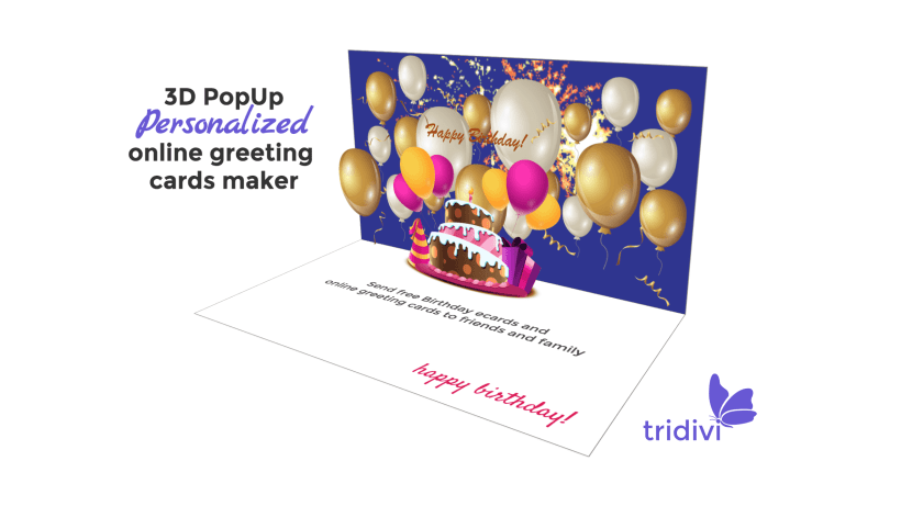 Free online greeting card maker with photos diwali cardss free pop up online greeting card maker tridivi m4hsunfo