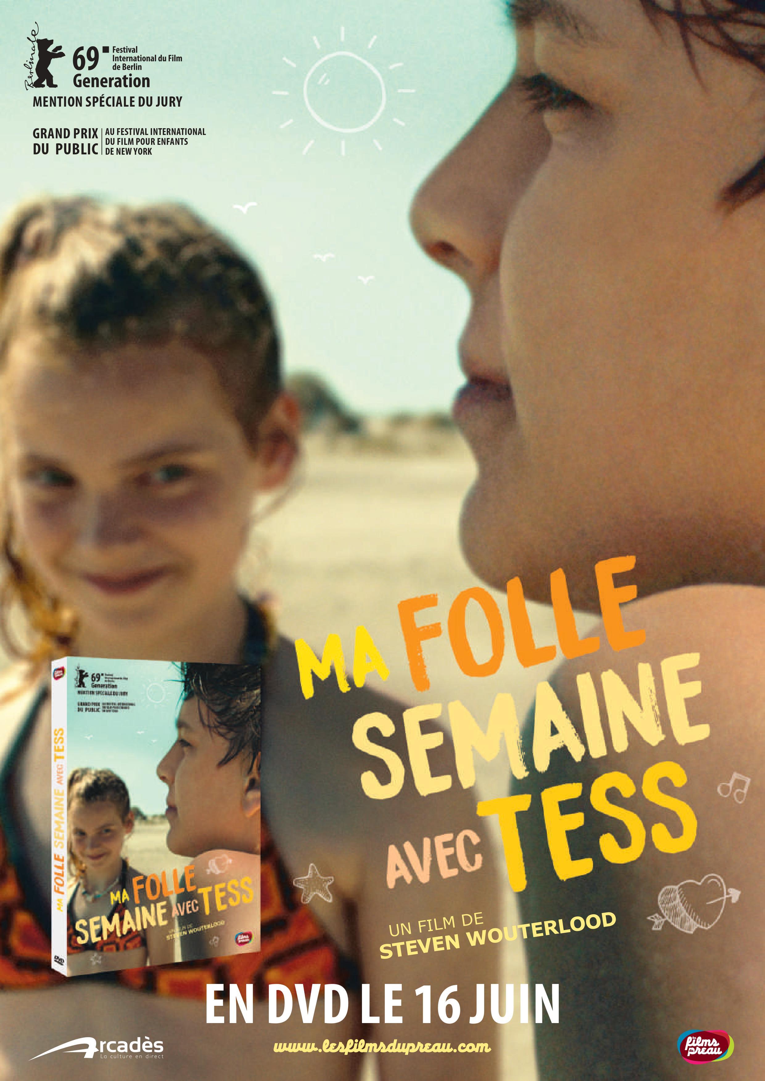 Ma Folle Semaine Avec Tess : folle, semaine, FOLLE, SEMAINE