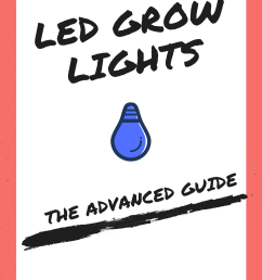 led grow lights the advanced guide [ 1410 x 2250 Pixel ]