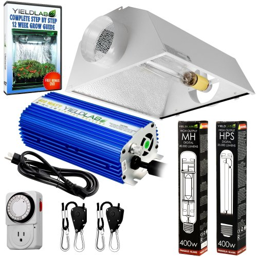 small resolution of common grow light accessories