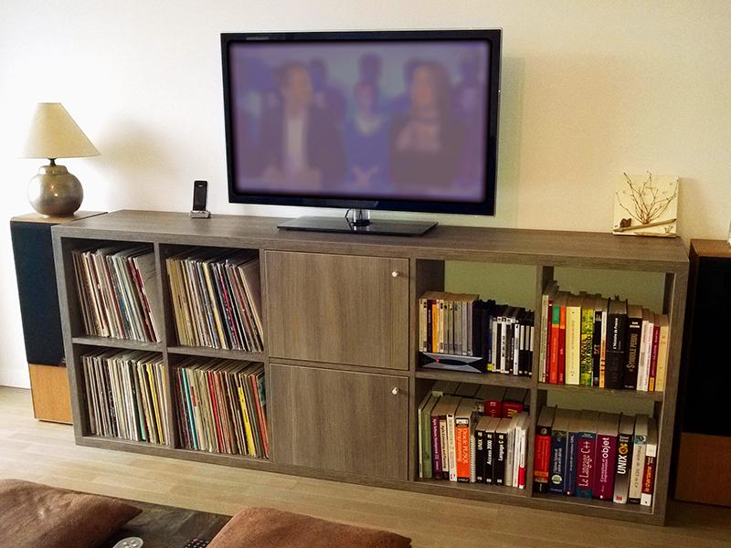 meubles de salon living meuble tv sur