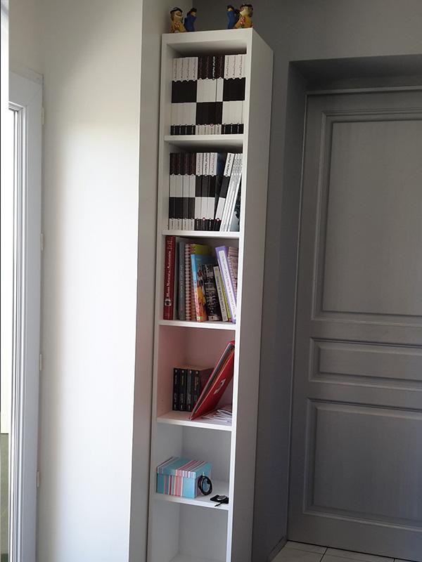 creer une bibliotheque