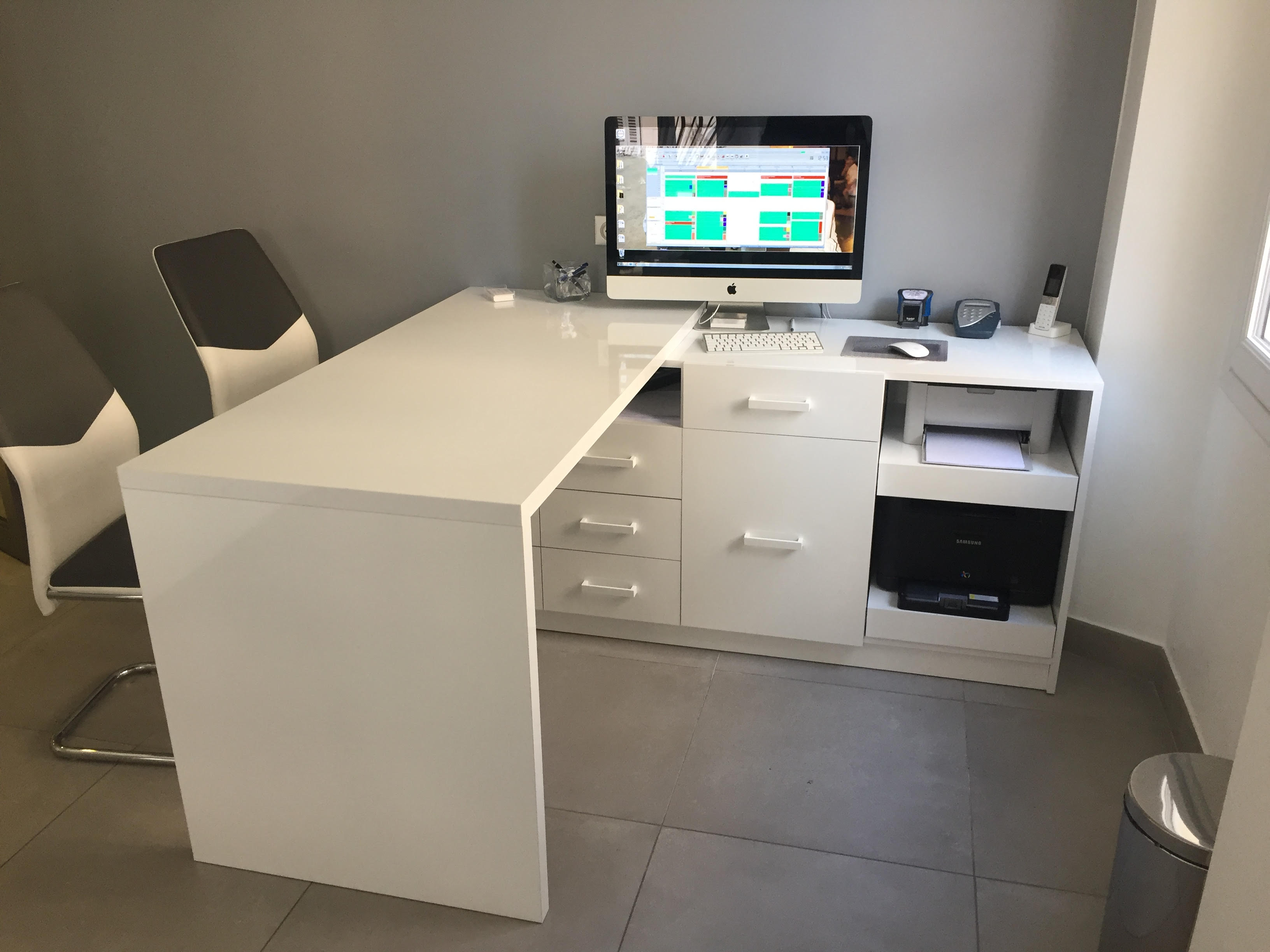 bureau pour cabinet medical