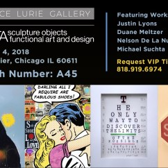 Sofa Expo Vip Cost Plus Events At Bruce Lurie Gallery Chicago 2018