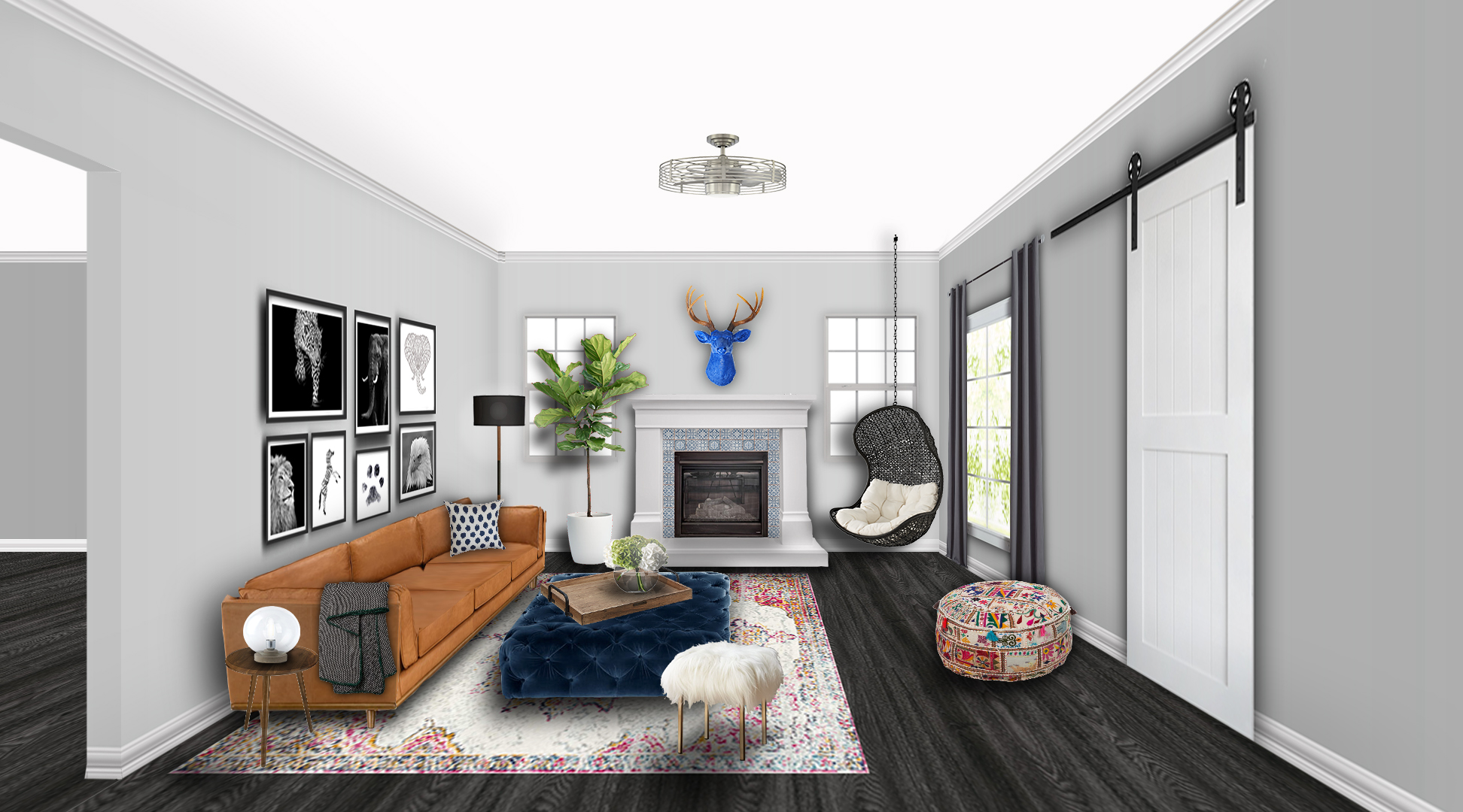 the design cure interior