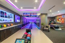 Home Bowling Alley & Amenity Lane