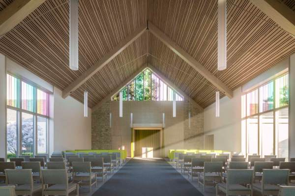 Roberts Limbrick - Cheltenham Crematorium