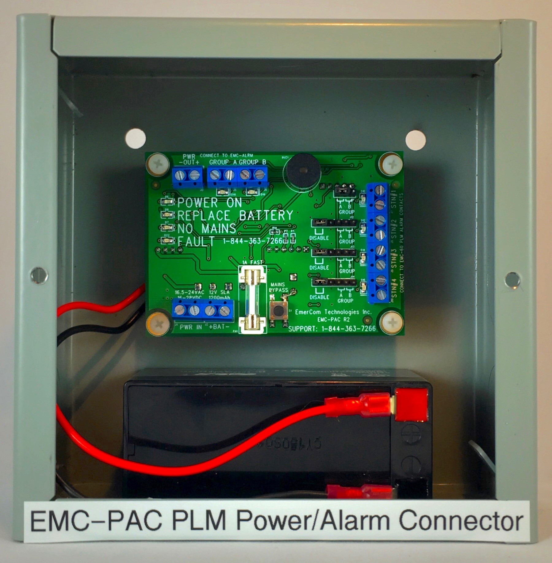hight resolution of emc pac board