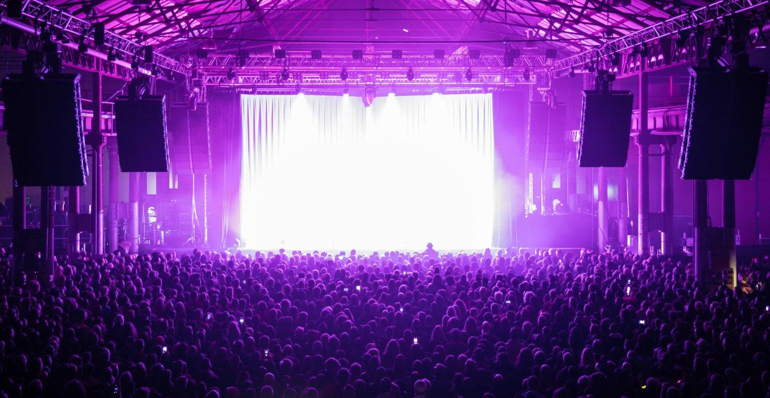 advanced stage lighting