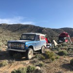 Rever Goes Overlanding In An Old Ford Bronco