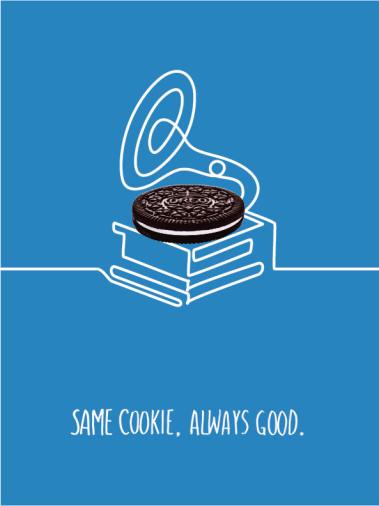 Image result for oreo magazine advert