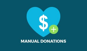 Give Manual Donations