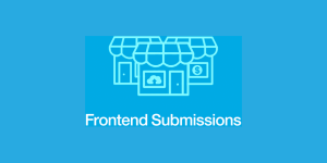 Easy Digital Downloads Frontend Submissions Addon