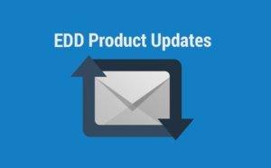 Easy Digital Downloads Product Updates Addon