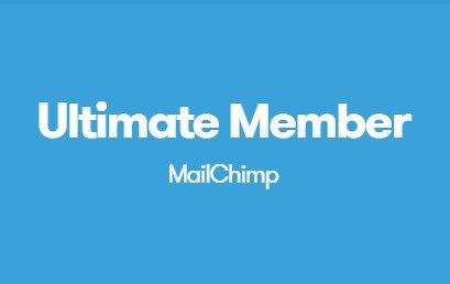 Ultimate Member MailChimp