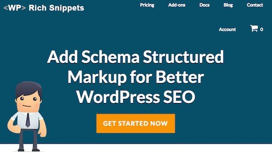 WP Rich Snippets Plugin