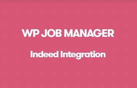 WP Job Manager Indeed Integration Addon