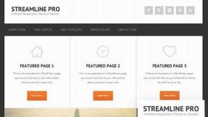 StudioPress Streamline Pro Theme