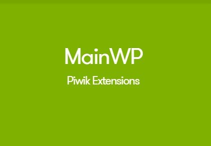 MainWP Piwik Extension
