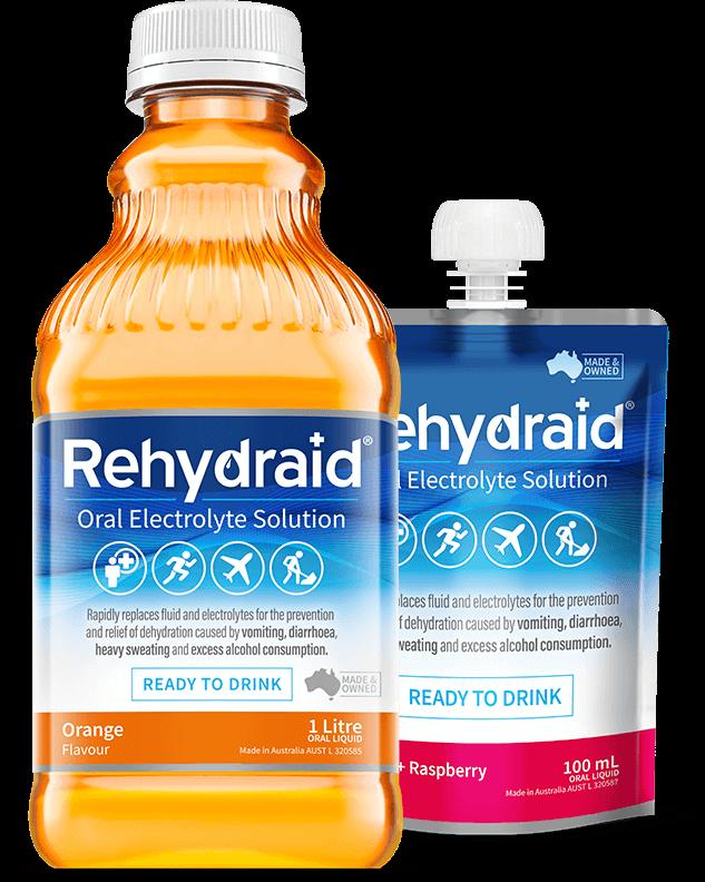 The Rehydraid Range