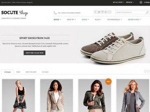 Download YITH Socute Premium WooCommerce Themes