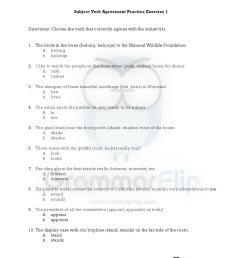 Object Complements Worksheet   Printable Worksheets and Activities for  Teachers [ 1650 x 1275 Pixel ]