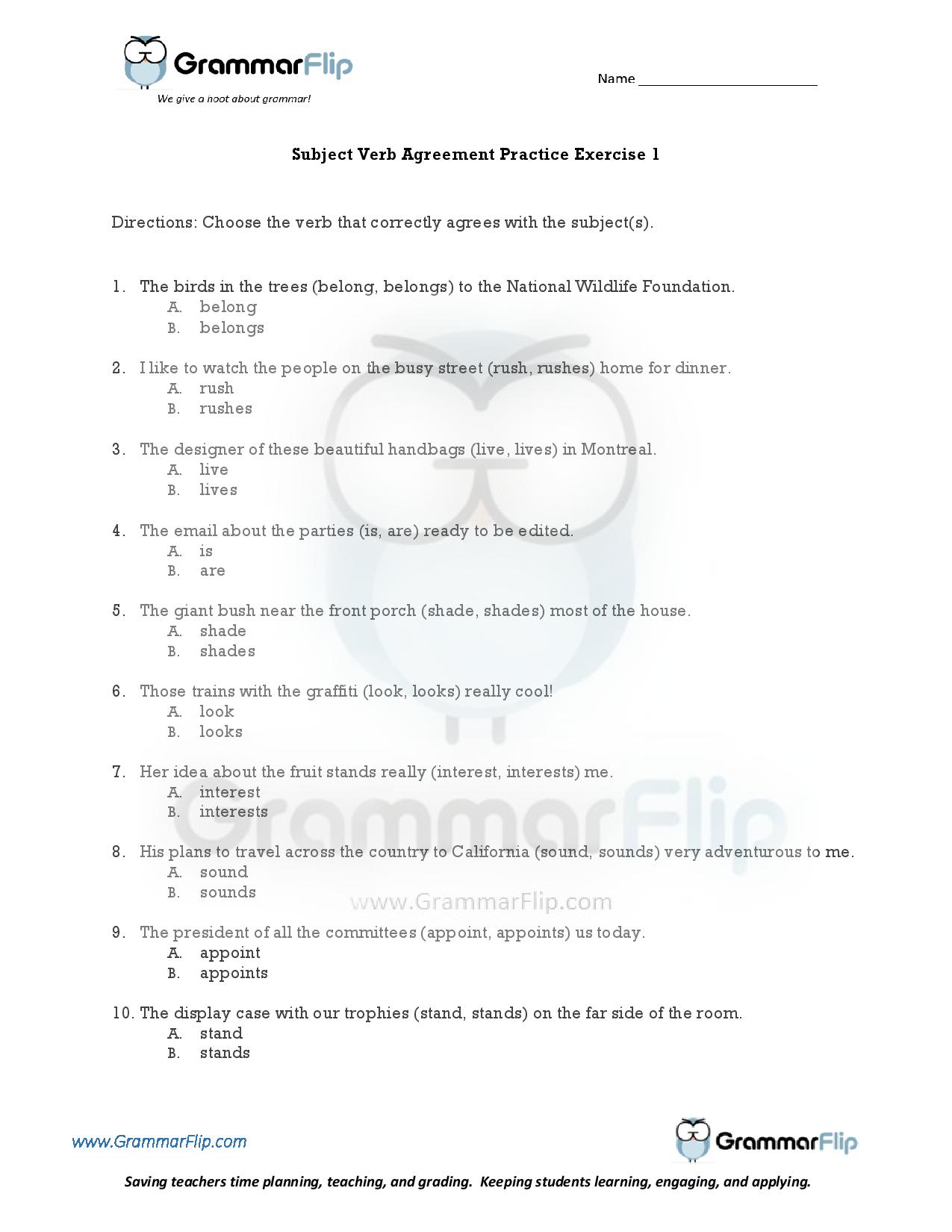 hight resolution of Object Complements Worksheet   Printable Worksheets and Activities for  Teachers