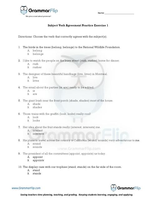 small resolution of Object Complements Worksheet   Printable Worksheets and Activities for  Teachers