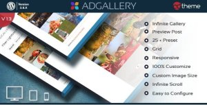 AD Gallery Premium Wordpress Plugin