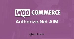WooCommerce Authorize.Net AIM Gateway