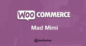 WooCommerce Mad Mimi Email Marketing