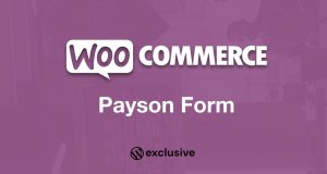 WooCommerce Payson Form