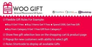 Woo Gift – Advanced Woocommerce Gift Plugin