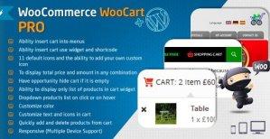 WooCommerce Cart – WooCart Pro