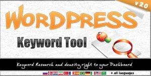 Download WordPress Keyword Tool Plugin
