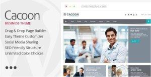 Cacoon – Responsive Business WordPress Theme