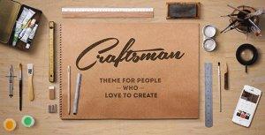 Craftsman – WordPress Craftsmanship Theme