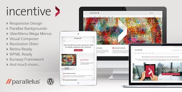 Incentive - Responsive All-Purpose Theme