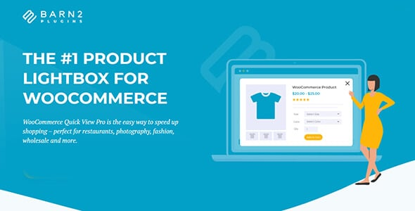 WooCommerce Quick View Pro (By Barn2 Media)