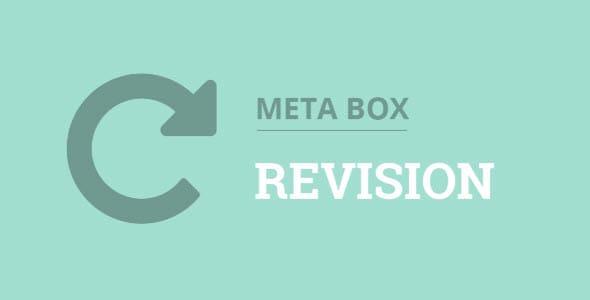 Meta Box Revision