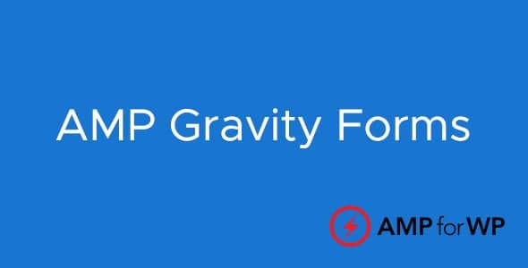 AMP Gravity Forms