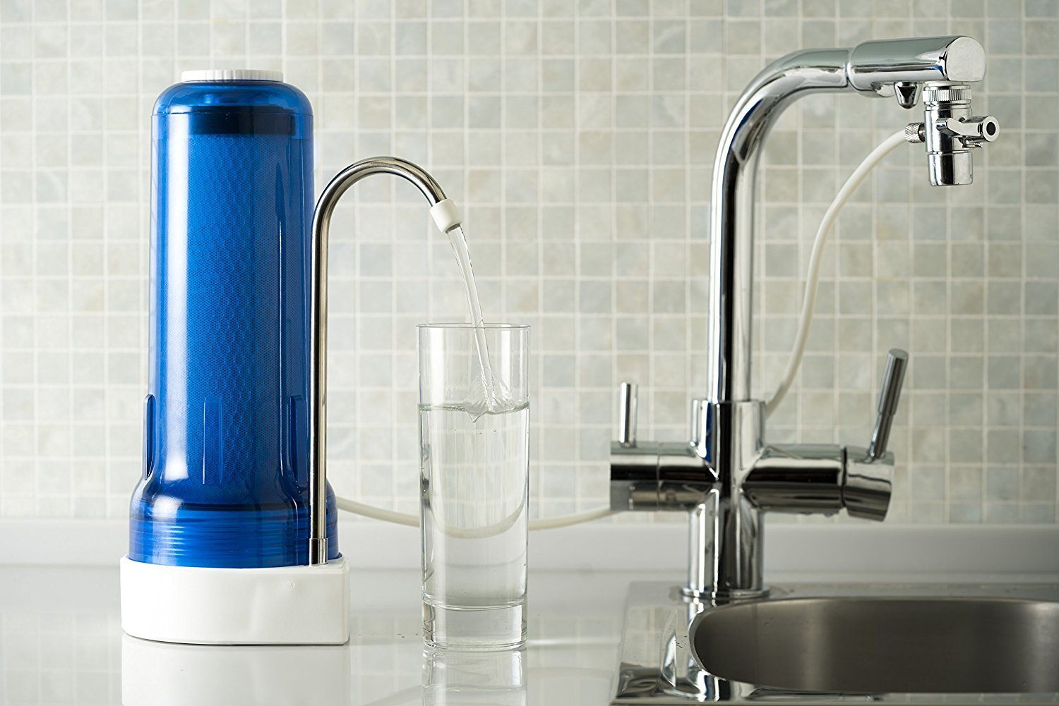 the best countertop water filters all