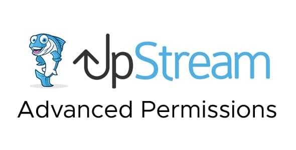 UpStream Advanced Permissions