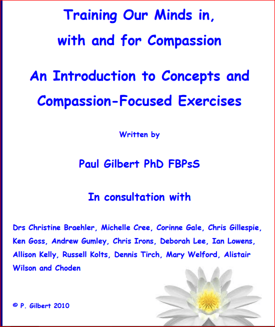 Download Training Our Mind in, with and for Compassion