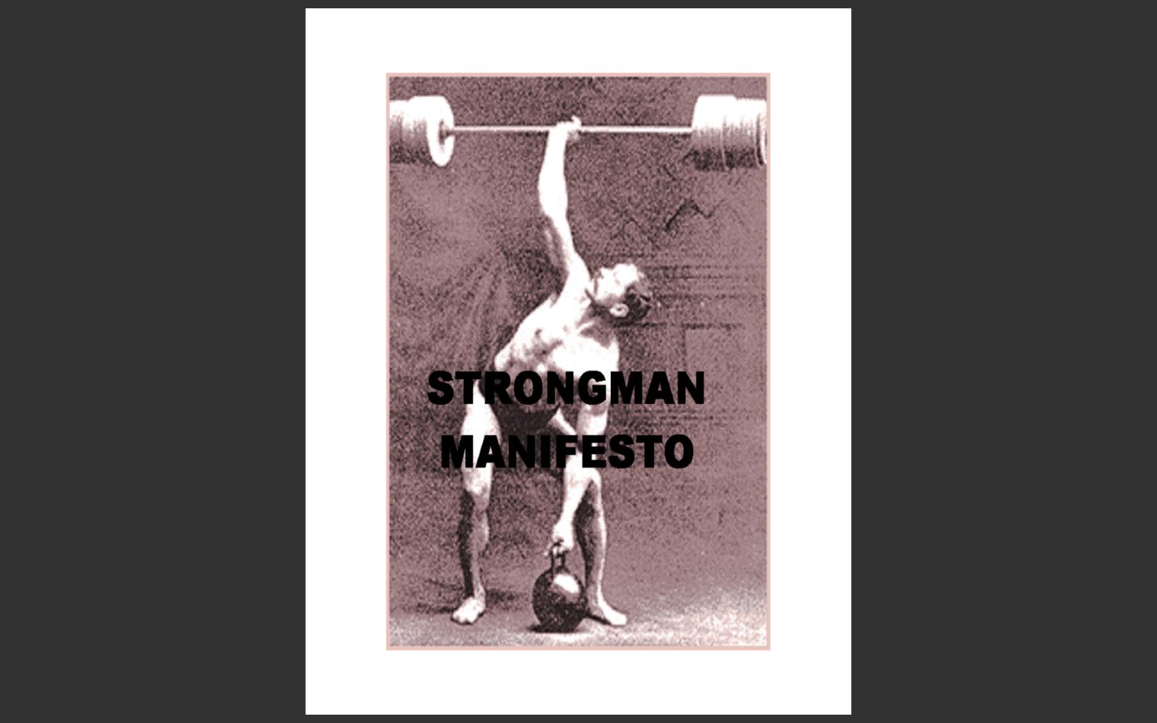 Download Strong Man Manifesto