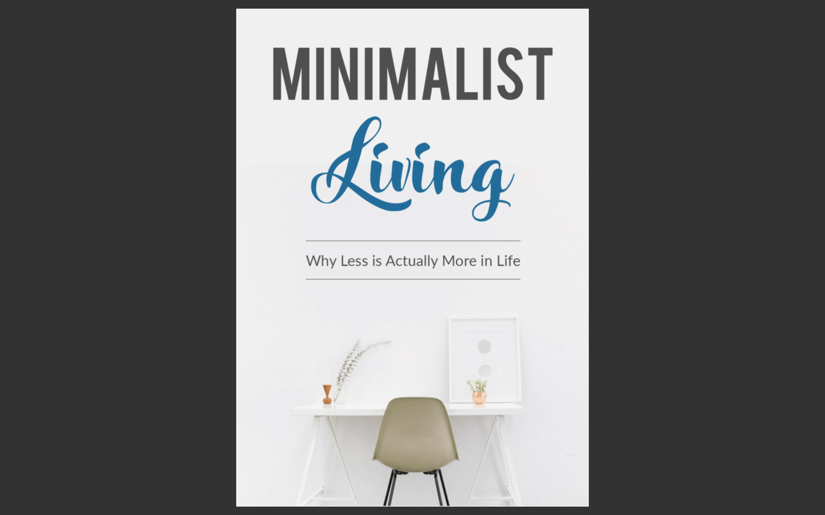 Download Living Minimalist