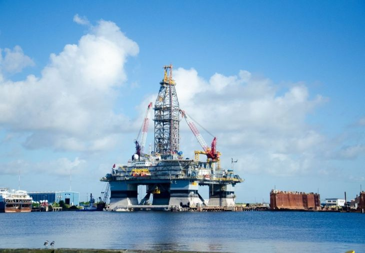 The Ocean Star Offshore Drilling Rig & Museum