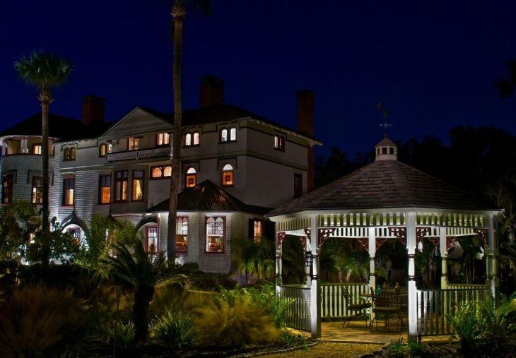 The John B Stetson Mansion