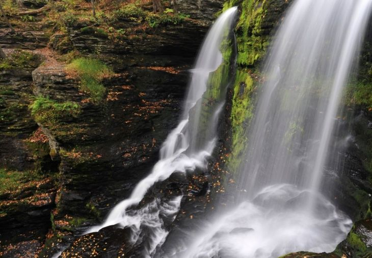 Fulmer Falls, Childs Park