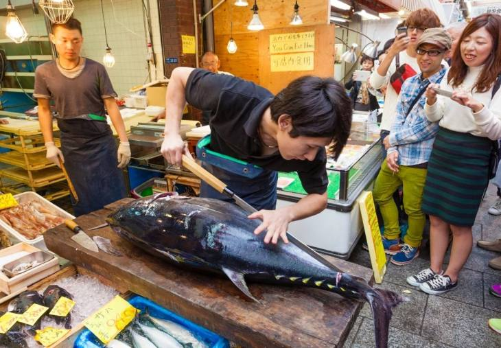 best things to do in Kuromon Market